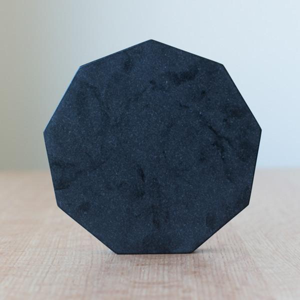 Fort Standard Black Granite Trivet