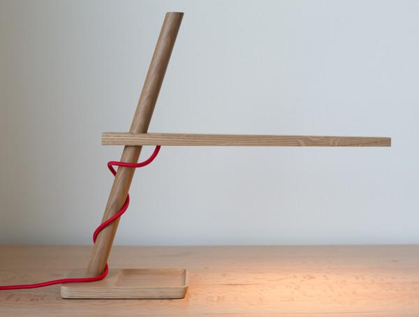 PABLO DESIGNS CLAMP LAMP AND FLOOR LAMP