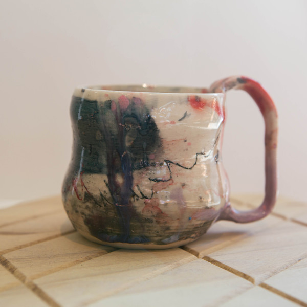 GLAZE MOODS BY JJL Coffee Mug