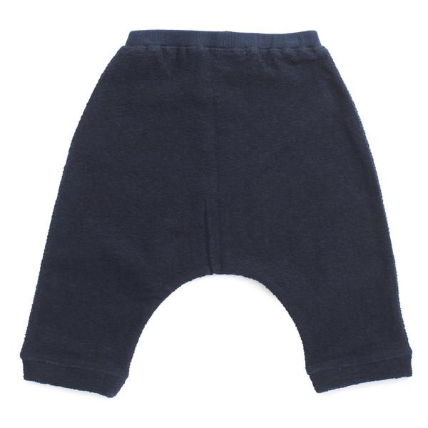Caramel Baby & Child Chicori Baby Pant Navy Fleece