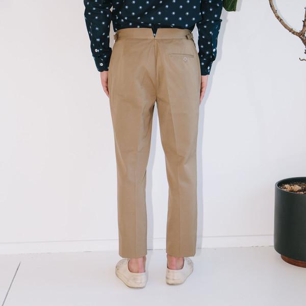Basic Rights High Waist Trouser