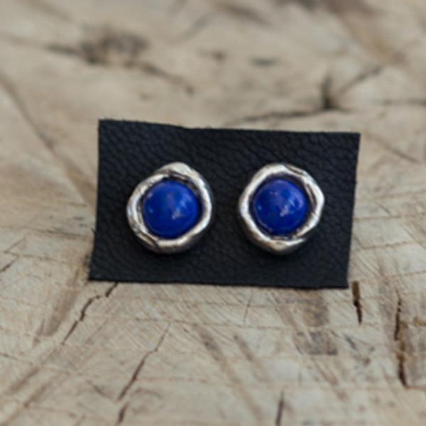 SUZANNAH WAINHOUSE Lapis Lazuli Studs