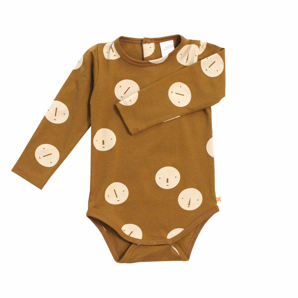 Tiny Cottons Faces Onesie