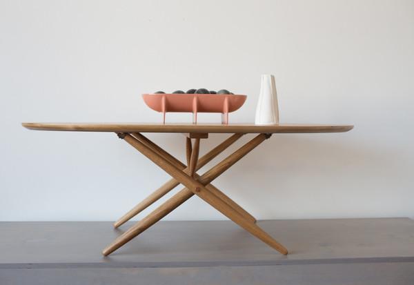 ARTEK OVALETTE TABLE