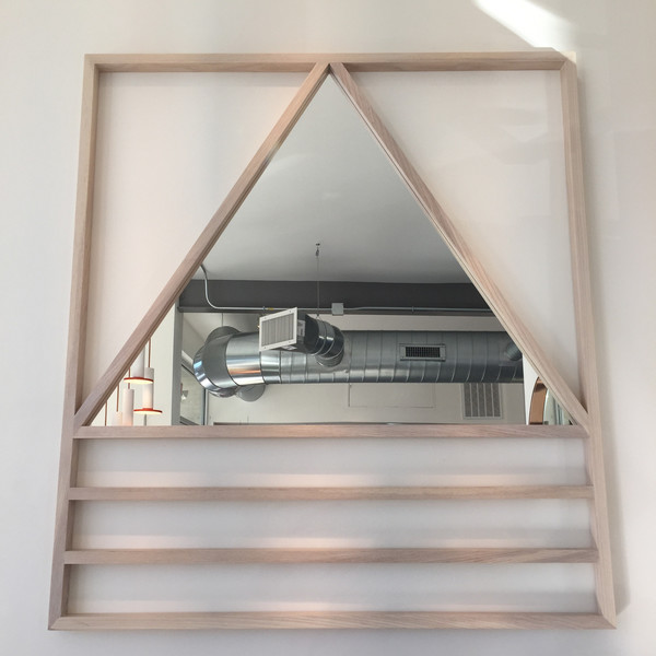 ALEX DREW & NO ONE Simplex Mirror