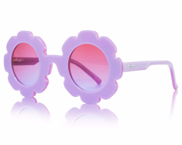 Sons + Daughters Pixie Sunglasses Lilac Pearl