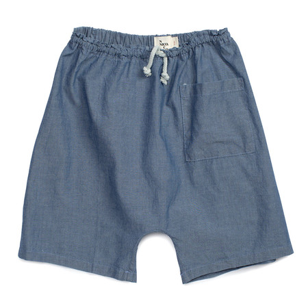 nico nico Richards Harem Short Chambray