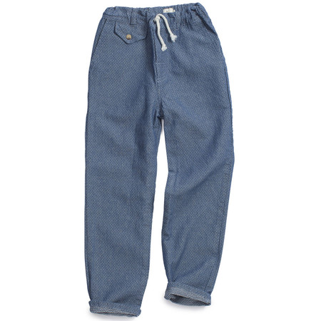 nico nico Right On Denim Trouser Pant