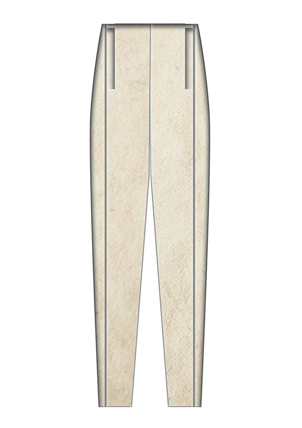Berenik Trousers - Stretch Pockets Creme