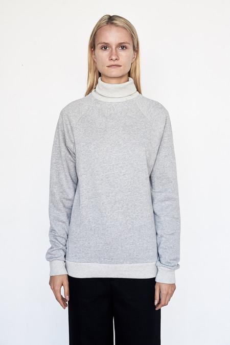 Baserange Cotton Doha Turtleneck Sweatshirt