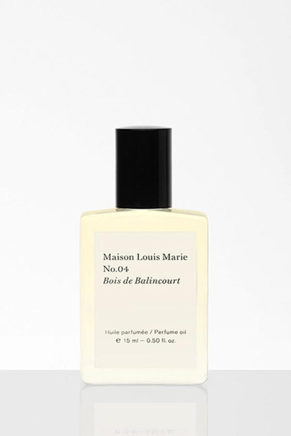 Men's Maison Louis Marie No.04 Bois de Balincourt - Perfume Oil