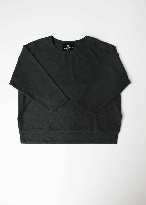 Berenik Shirt Dark Grey