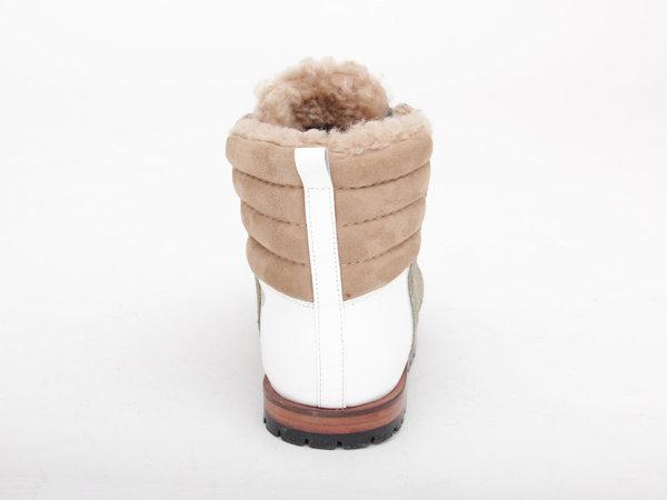 Berenik Winter Boot - Patchwork