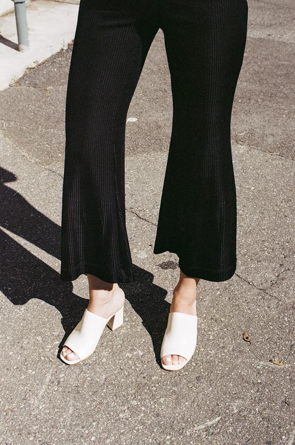 Rachel Comey Burdan Pant - black rib