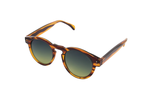 KOMONO - LUNETTES CLEMENT - LINED TORTOISE