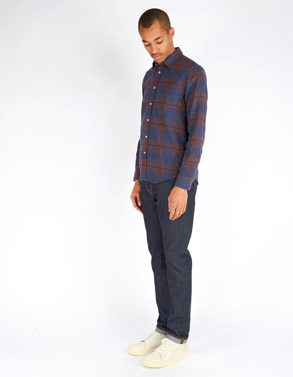 Portuguese Flannel Grampo Shirt Plaid