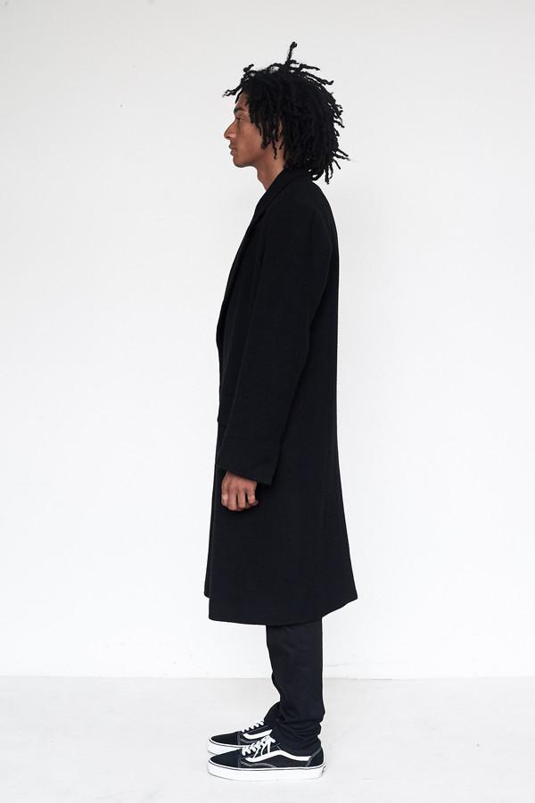 Men's Assembly New York Wool Bruxelles Overcoat
