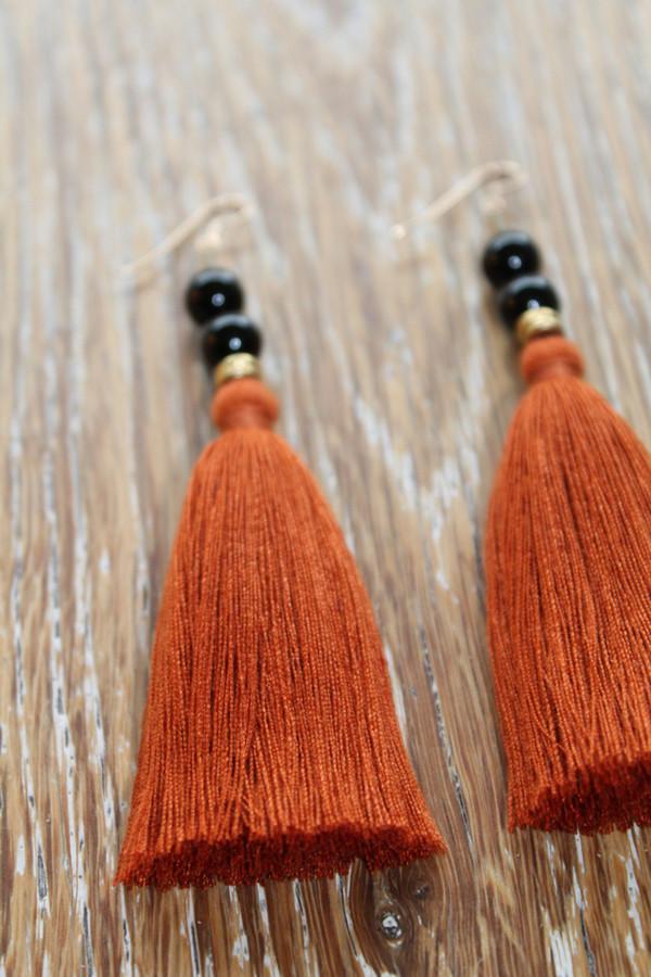 ora-c rust lina earring