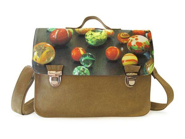 Miniseri Marble School Bag - Dodo Les Bobos