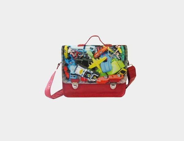 Miniseri Red Toys School Bag - Dodo Les Bobos