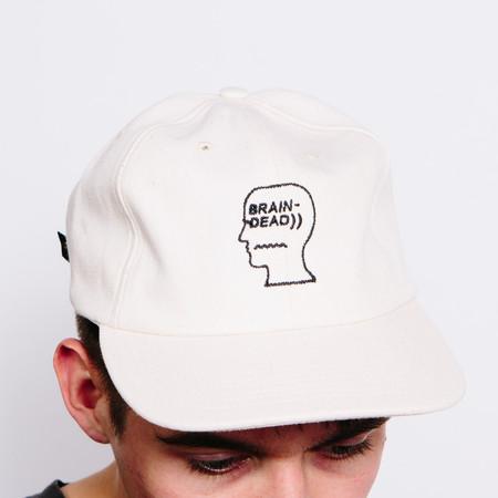Men's Brain Dead Logo Hat