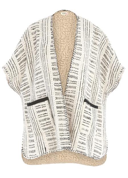 Lemlem Kal Poncho Coat