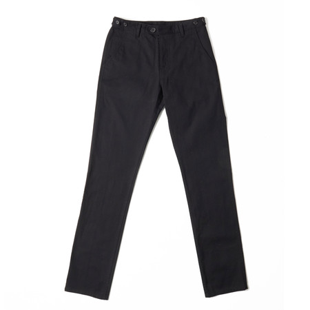 Corridor Stretch Chino - Black