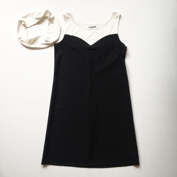 Cherry Bobin SS15 Dress, Black