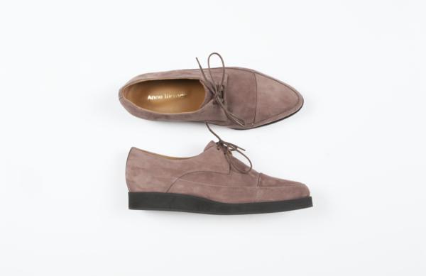 Anne Thomas Mauve London Shoe