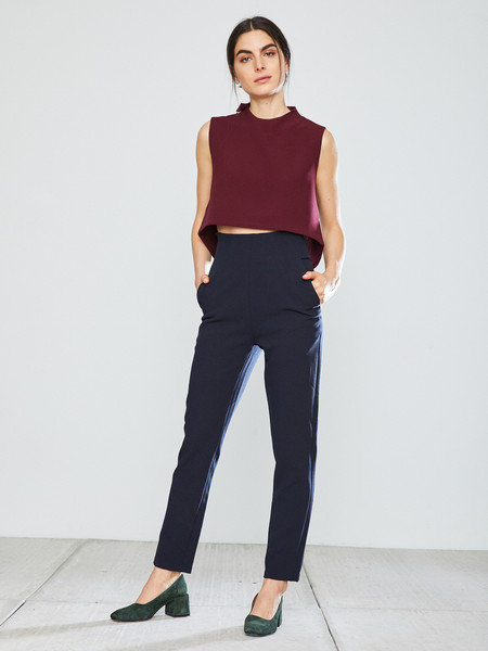 KAAREM Sam High Waisted Pant