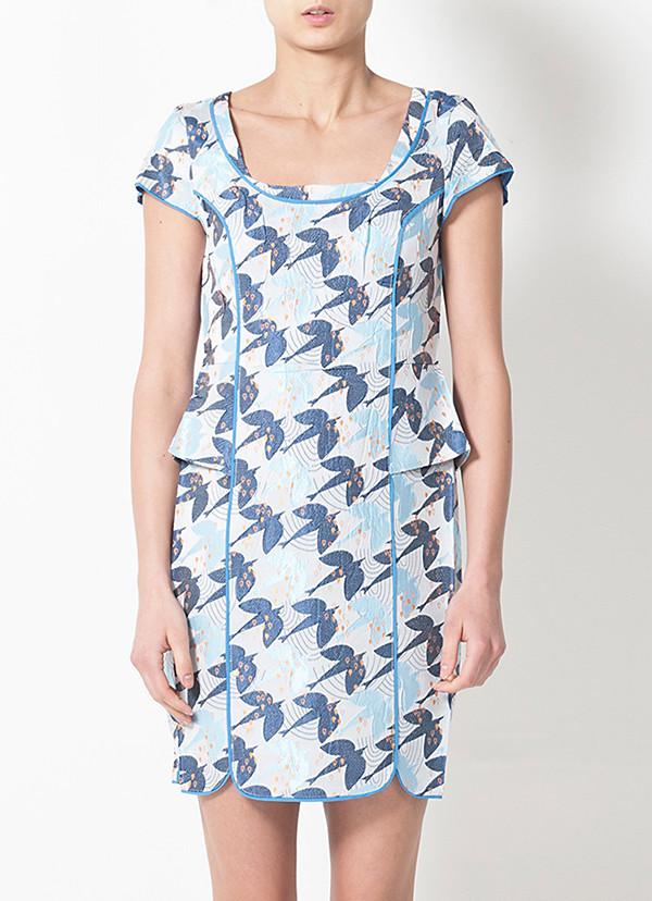 """COTELAC DRESS """"L'HIRONDELLE"""""""
