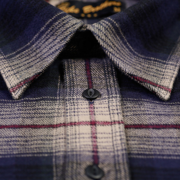 Men's Pike Brothers - 1937 Roamer Shirt Flannel