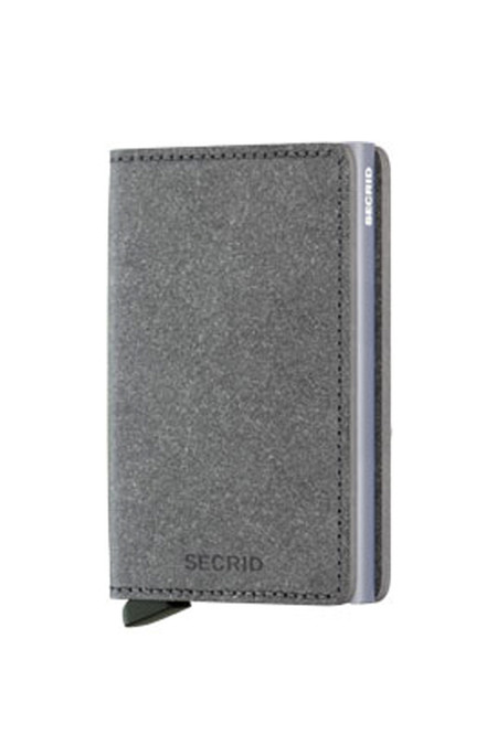 SECRID Slim Wallet - Recycled Stone