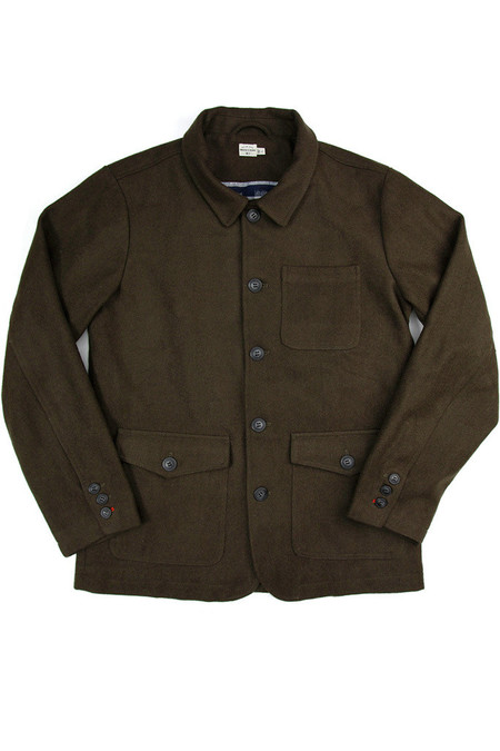 Men's Bridge & Burn Oak Olive