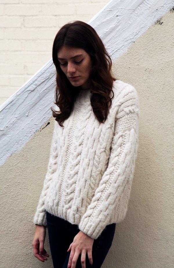 Kordal Reese Sweater Cream