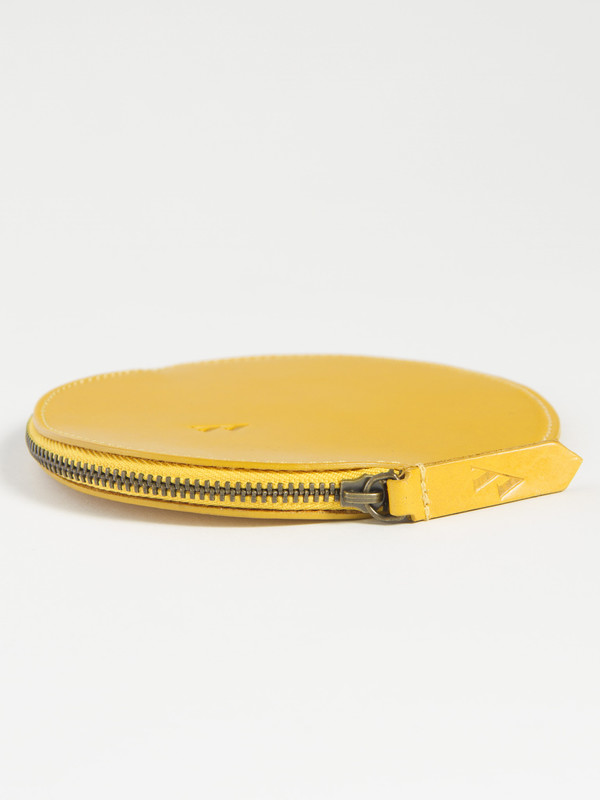 VereVerto Mon Circle Pouch Yolk