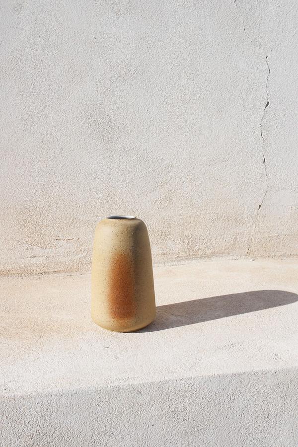 Pilar Vase in Natural