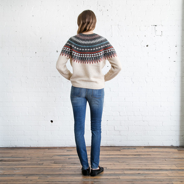 Closed Women's Knit Shortbread