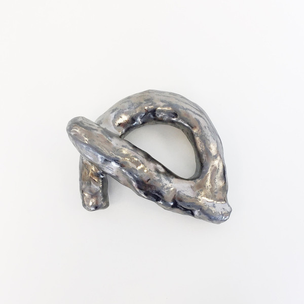Aubrey Hornor Metallic Object