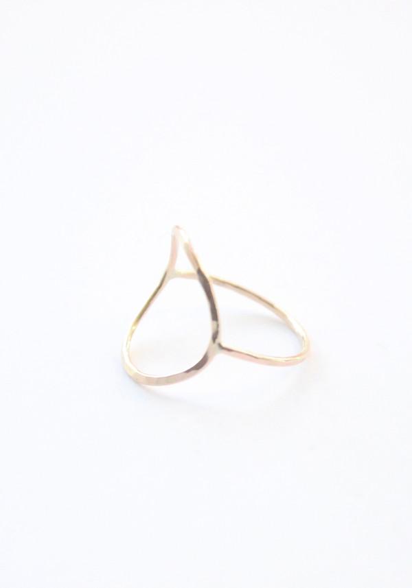 Hannah Naomi Infinity Ring