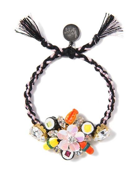 Venessa Arizaga Sushi Platter Bracelet
