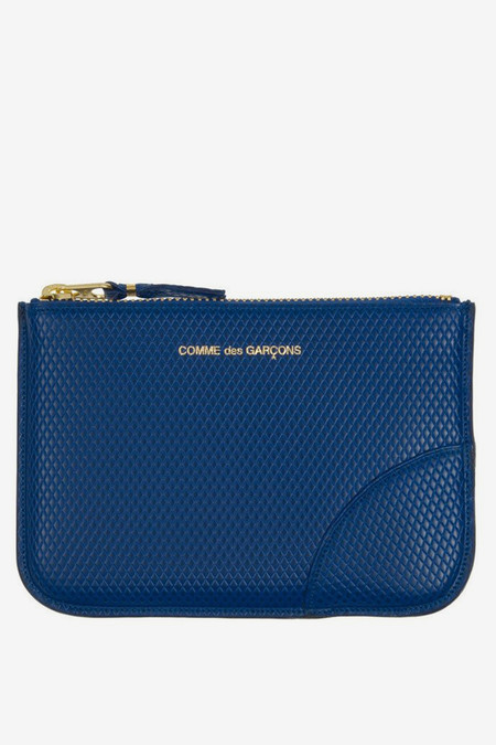 Comme des Garçons Leather Luxury Group SA8100LG - Blue