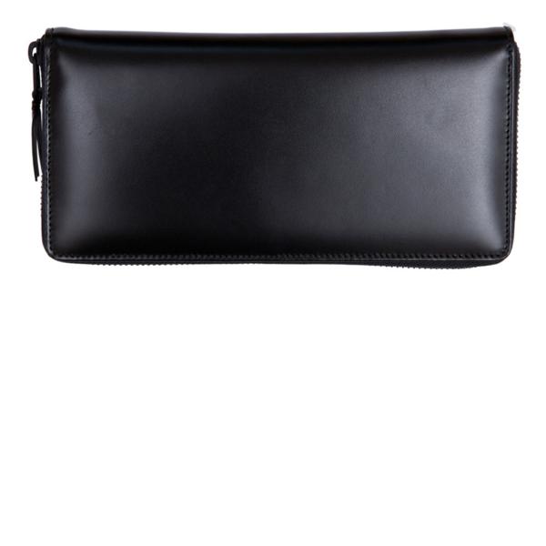 Comme des Garçons Leather SA-0110VB Wallet - Very Black