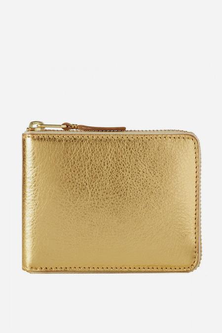 Men's Comme des Garçons Leather SA-7100G- Gold