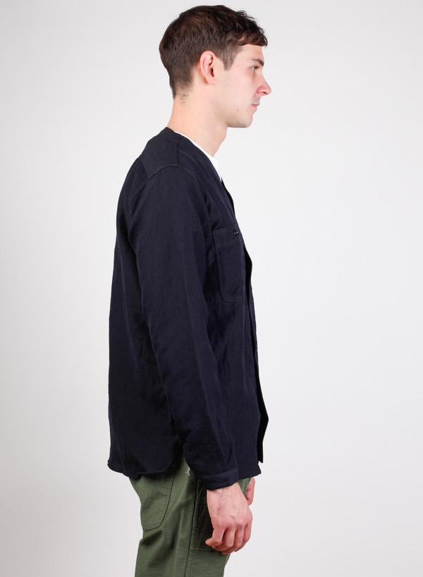 Men's Orslow Baseball Shirt Black
