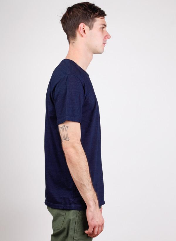 Men's Orslow Indigo T-Shirt