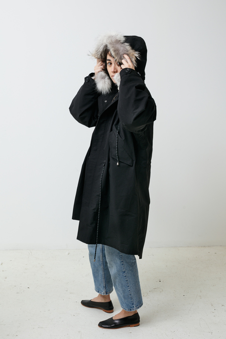 Creatures of Comfort Enith Jacket - black