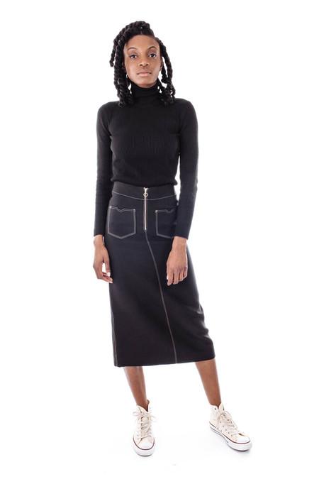 Nanushka Cheryl Maxi Skirt
