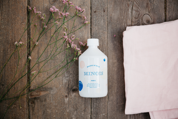 Minois Paris Bubble Bath & Soothing Milk Set
