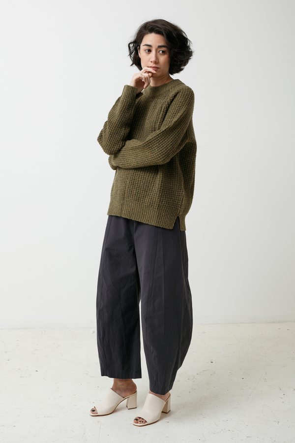 Ganni Hensley Sweater - olive